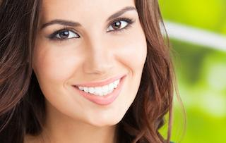 Smiling Woman | Dental Bonding
