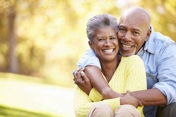 couple hugging | general dentist boise id
