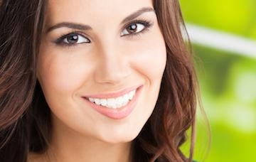 close up of woman smiling | dentist boise id