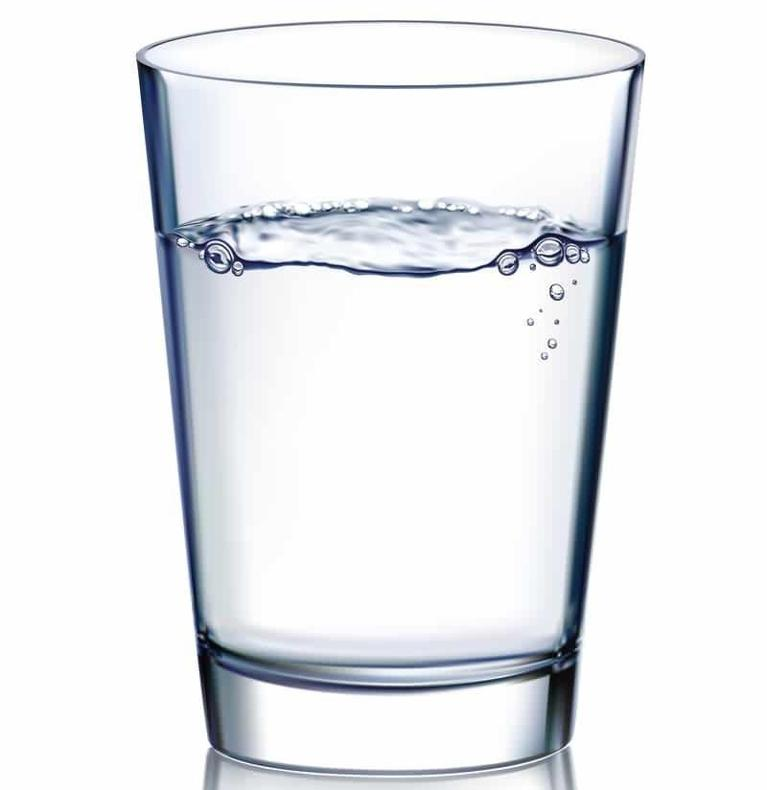 glass of water | boise id dentist