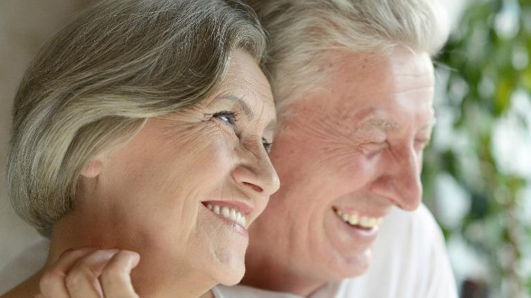 older couple | dentures in boise id