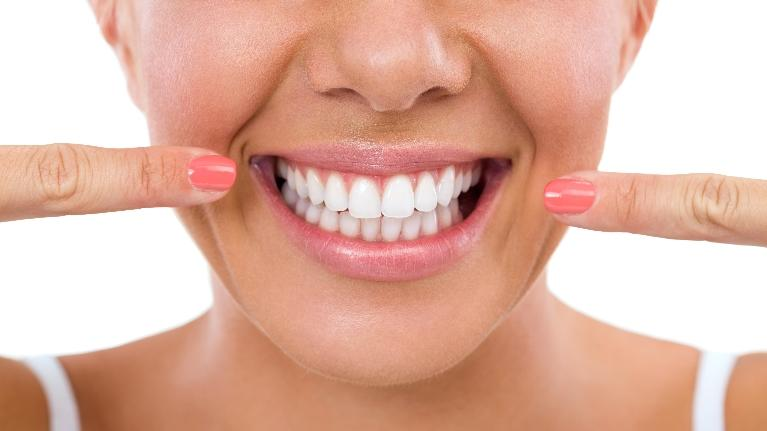 woman smiling | cosmetic dentist boise id