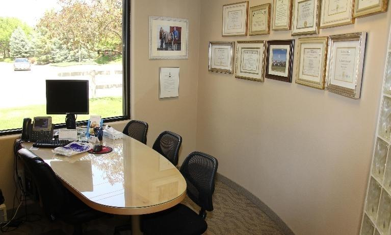 Image of a room within the office | Boise ID